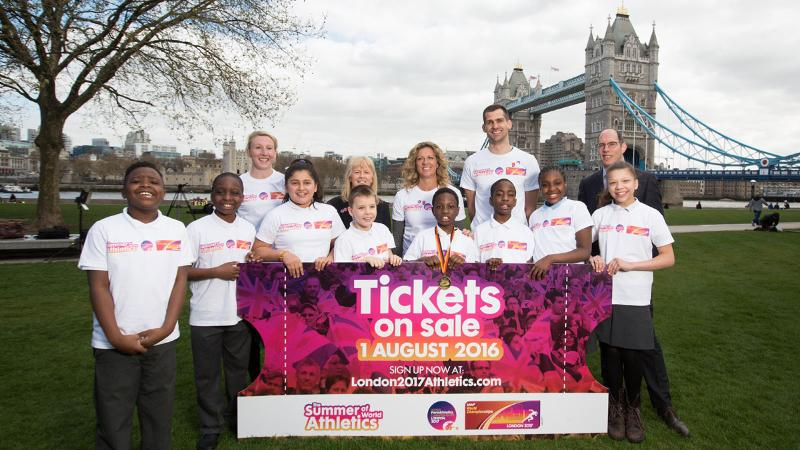 LONDON 2017 EVENT SCHEDULE AND TICKETING DETAILS ARE NOW LIVE