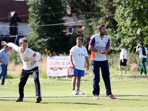 Become a cricket coach