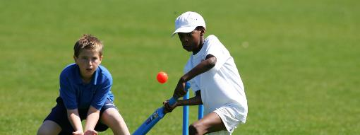 Teaching and coaching cricket in primary schools