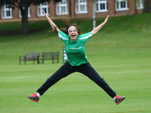 Young Volunteers – Cricket Activators Course