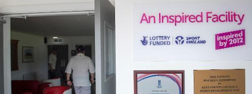 Sport England lottery funding