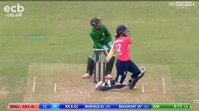 England Women v Pakistan - 3rd NatWest IT20 highlights