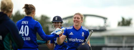 England Women Tour of the Caribbean