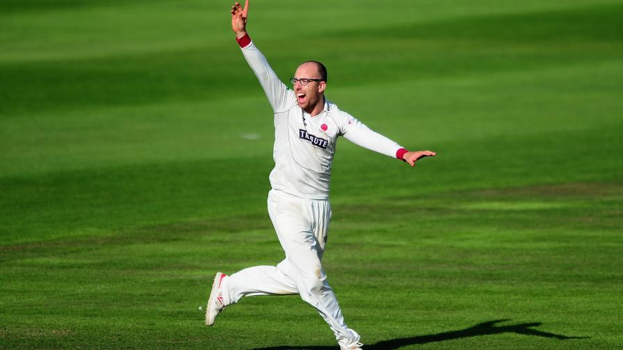 Division One Player of the Week – Jack Leach