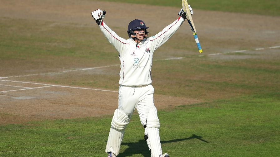 Somerset victory & keeping up with Rob Jones