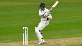 Clarke demonstrates potential with majestic ton