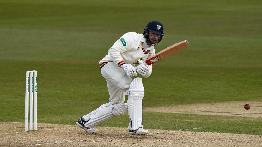 Stoneman ton sends Hampshire down