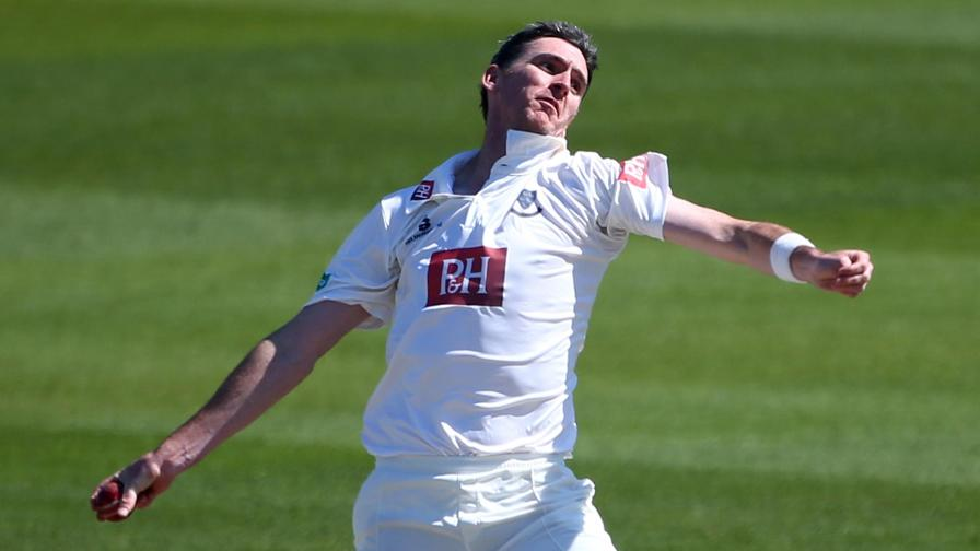 Sussex edge ahead as wickets tumble