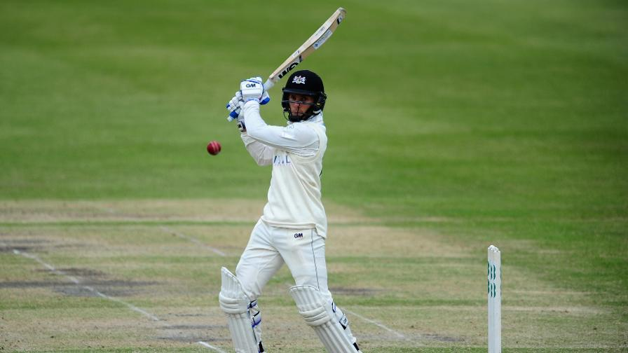 Dent stands up to Sussex onslaught