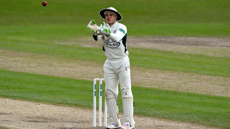 Hosein hundred not enough for Derbyshire