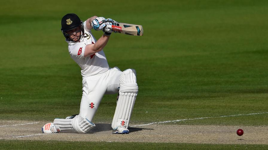 Brown claws Sussex back into contention
