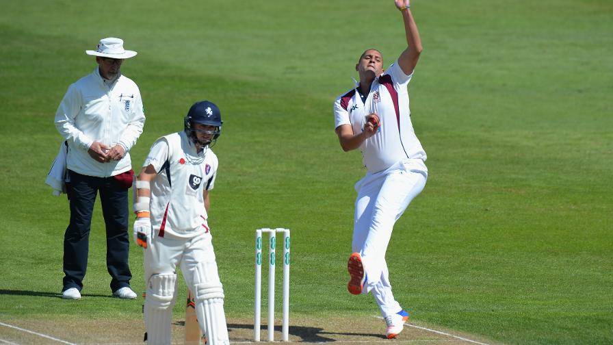 Kent promotion hopes crumble after Northants defeat
