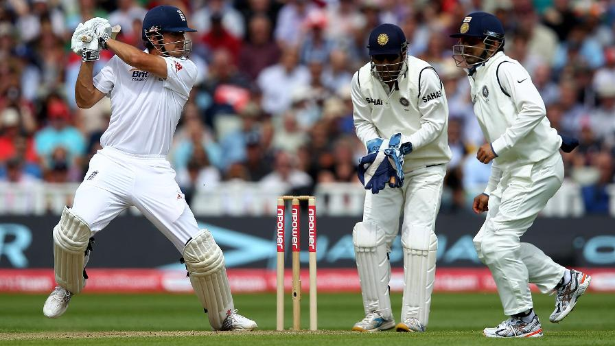 Another Cook epic - this time his highest Test score of 294 against India at Edgbaston in 2011