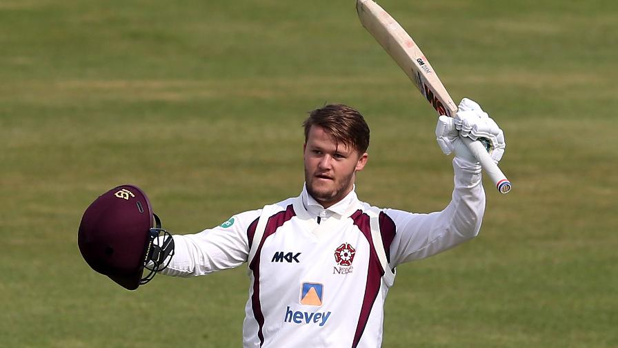 Duckett dazzles with double ton