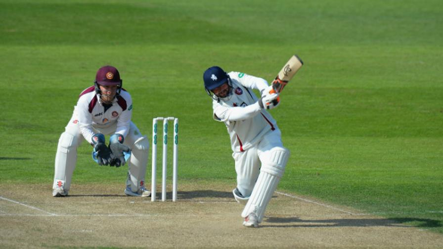 Kent show their mettle at Sussex