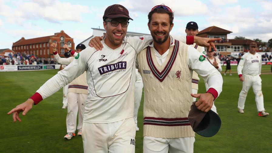 Somerset keep title dream alive