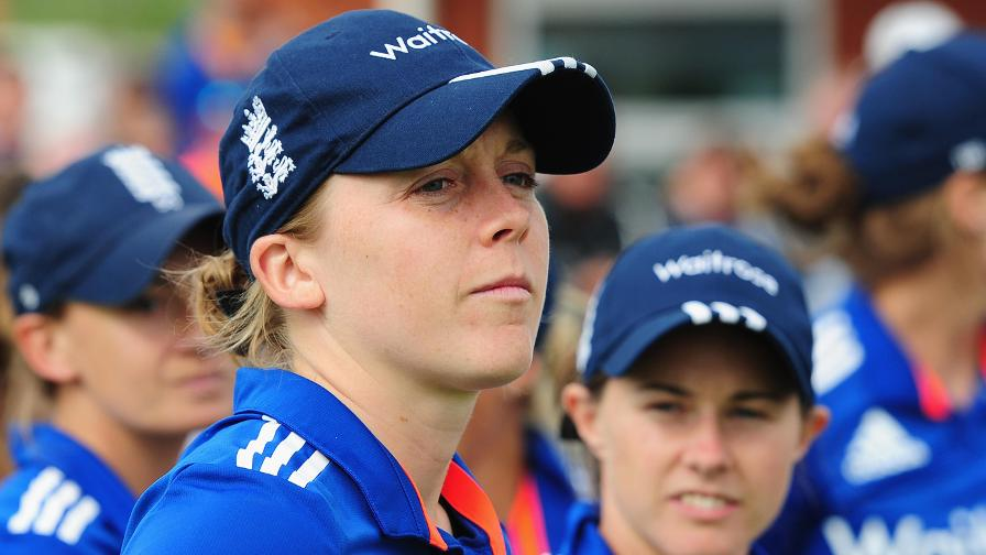 All England Women's World Cup matches screened live