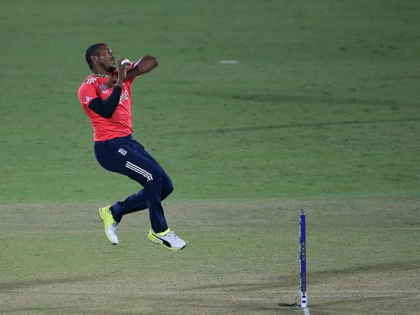Chris Jordan Bowling