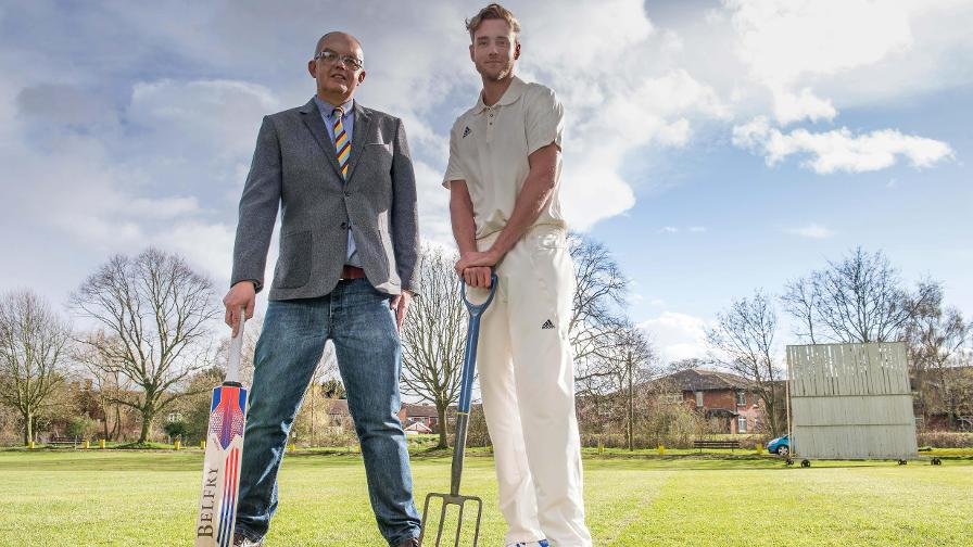 Bairstow and Broad highlight the power of volunteers