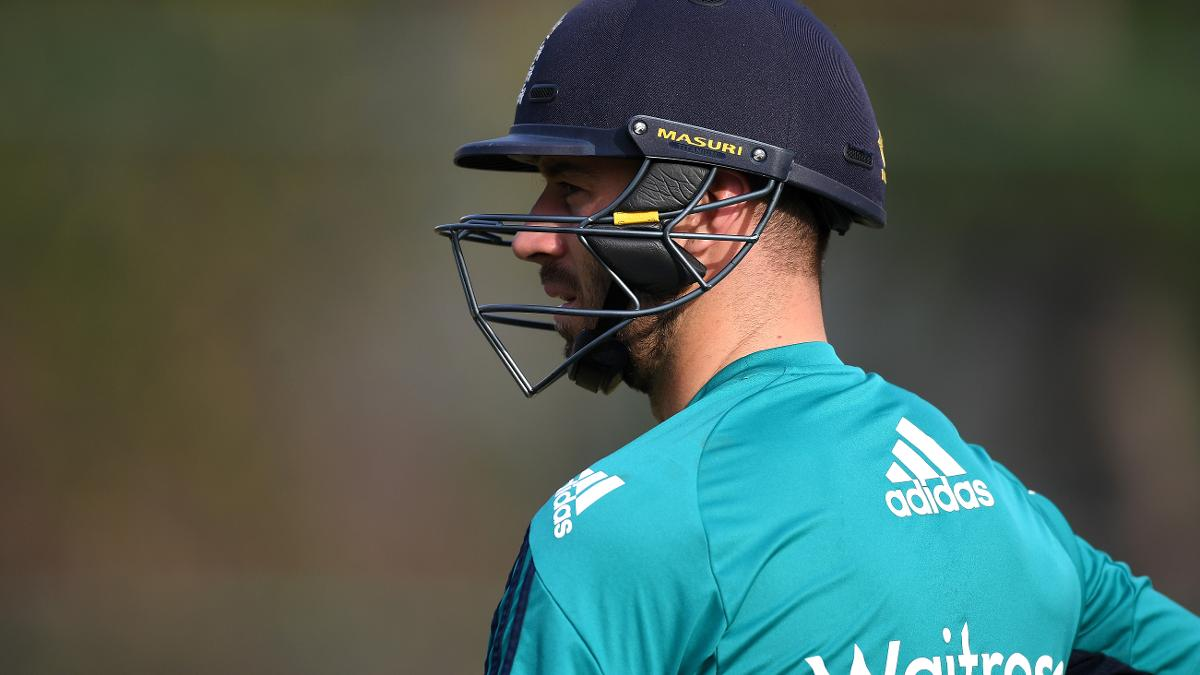 James Vince in Bangladesh