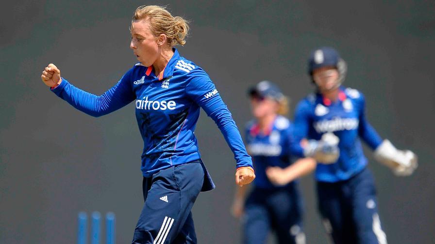 England Women win Sri Lanka ODI series