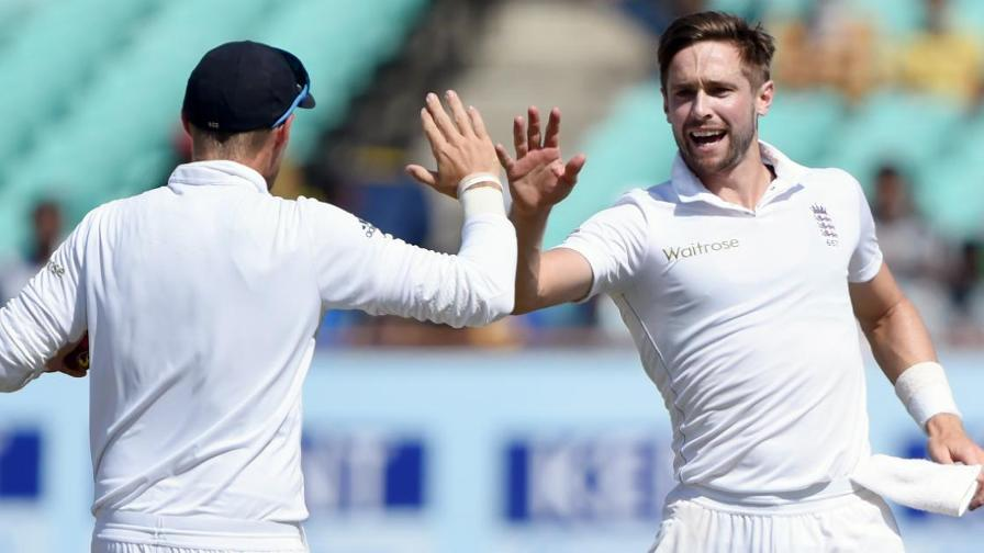 Woakes, Duckett and Roland-Jones named in Wisden list