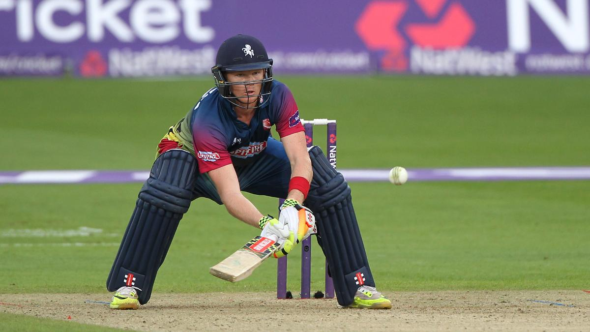 Sam Billings ramps it up for Kent Spitfires