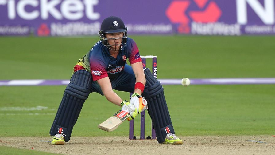 Sam Billings appointed Captain of Kent