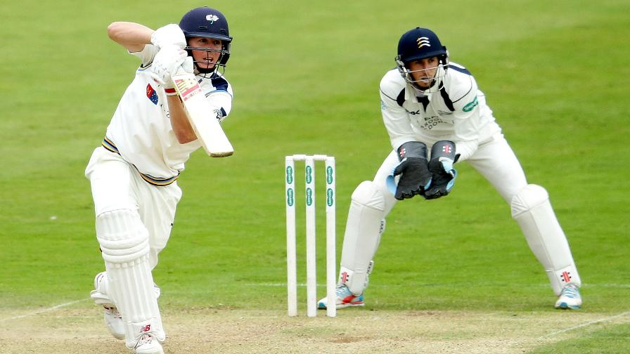 Gary Ballance appointed Yorkshire Captain
