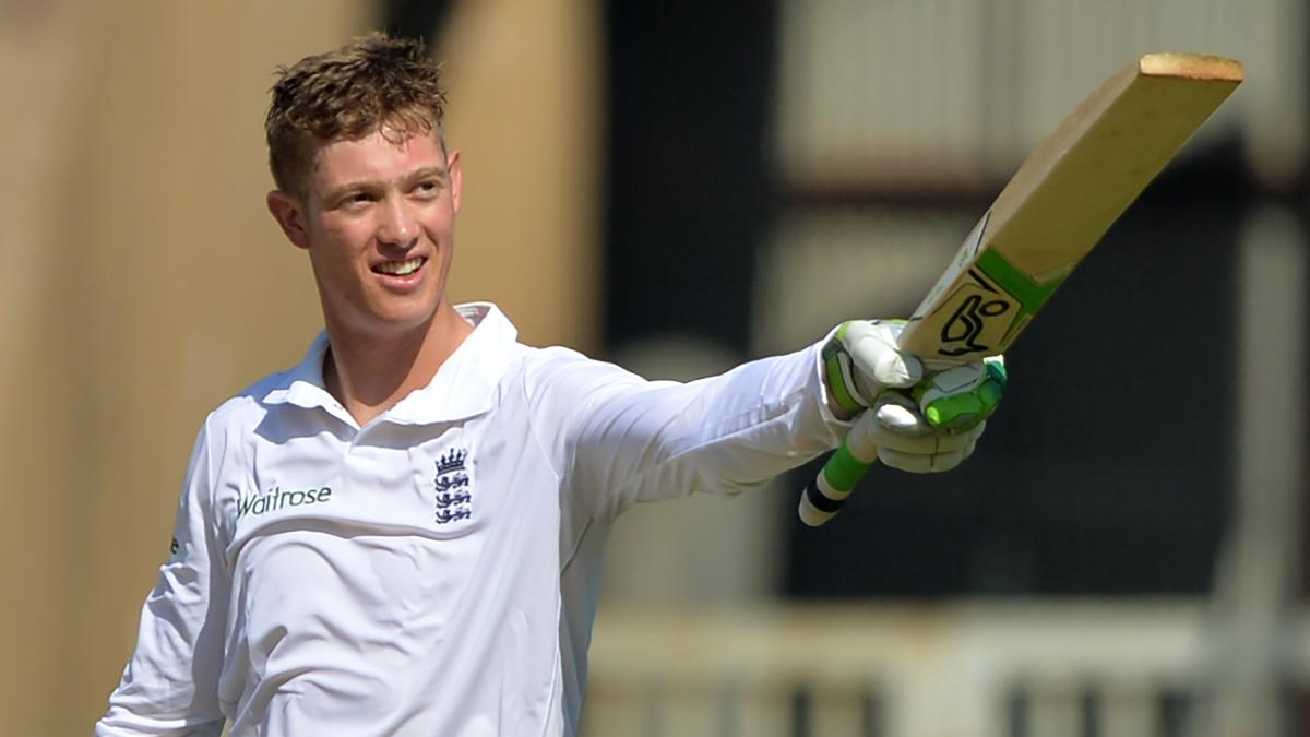 Keaton Jennings scored a hundred on his Test debut for England