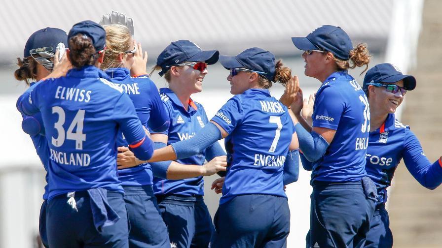 England women's players awarded two-year central contracts