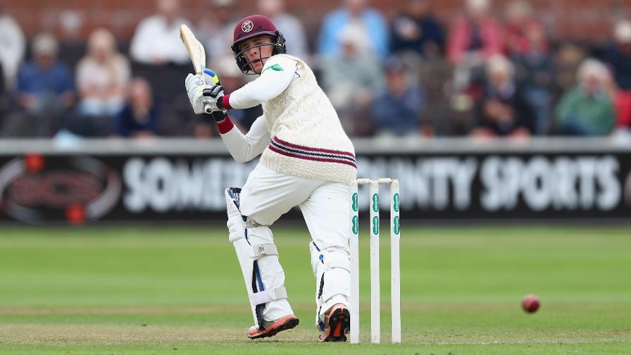 Abell named new Somerset captain