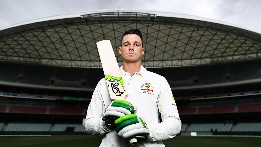 Yorkshire sign Peter Handscomb