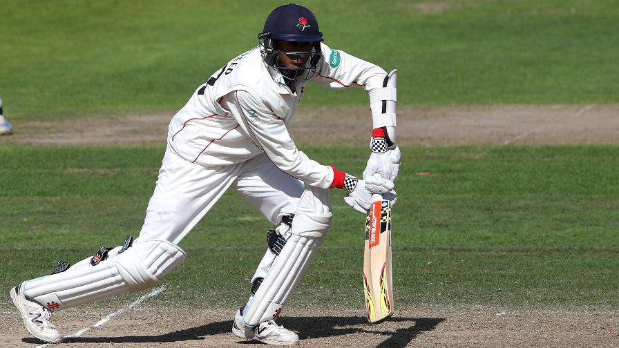 Lancashire tighten grip on opening match