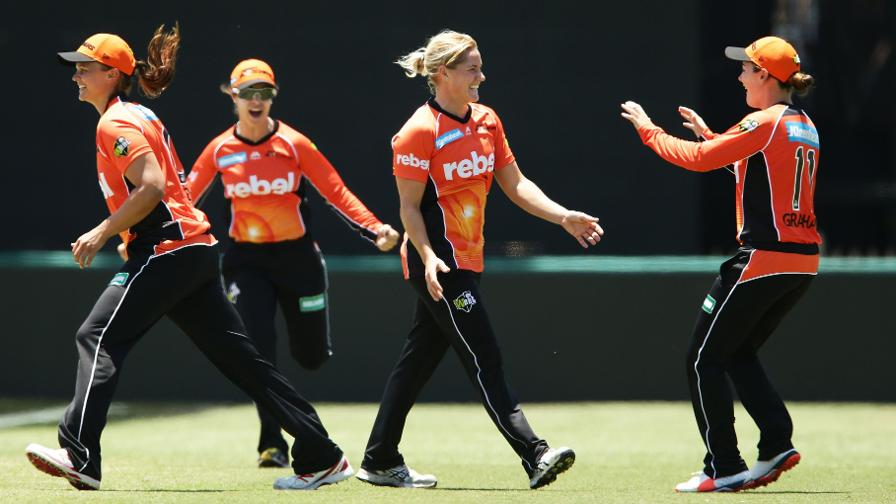 Brunt aiming for Scorchers Women's Big Bash success