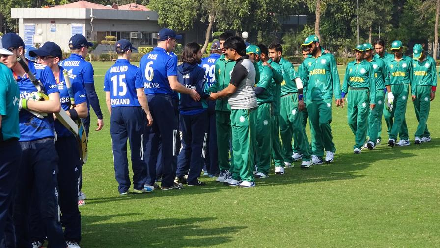 England lose T20 Blind World Cup opener