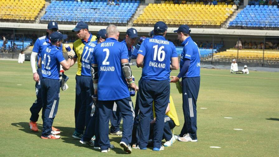 England Visually Impaired lose to India