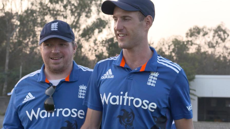 England book T20 Blind World Cup semi-final place