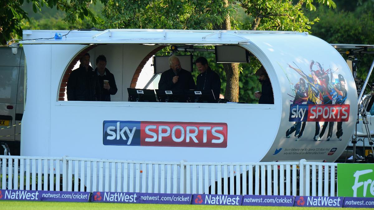 The Sky Sports Pod
