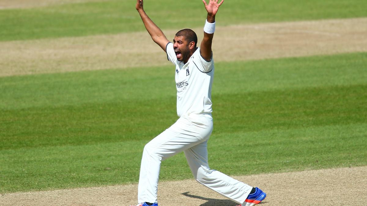 Jeetan Patel is the new Captain of Warwickshire in the Specsavers County Championship and Royal London One-Day Cup