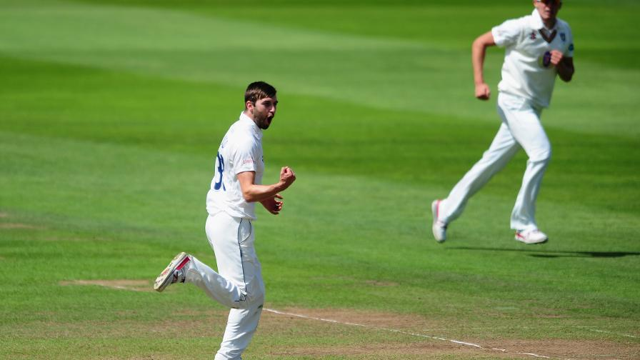 Div Two reports: Mark Wood shines for Durham in rain-affected day