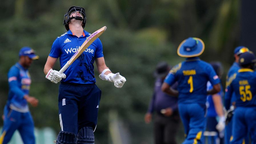 England Lions lose first one-day match