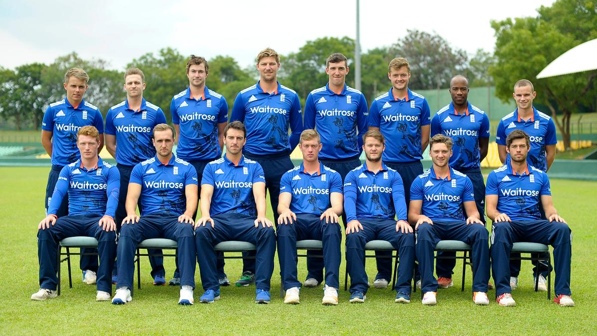 England Lions one-day squad