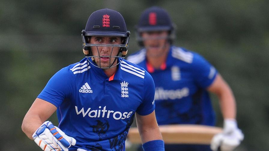 England Lions go 2-0 down in the one-day series