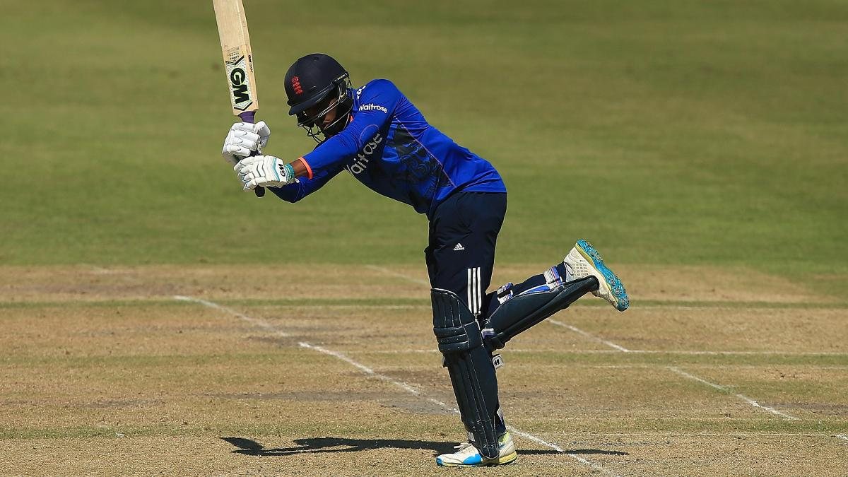 Daniel Bell-Drummond top-scored with 51