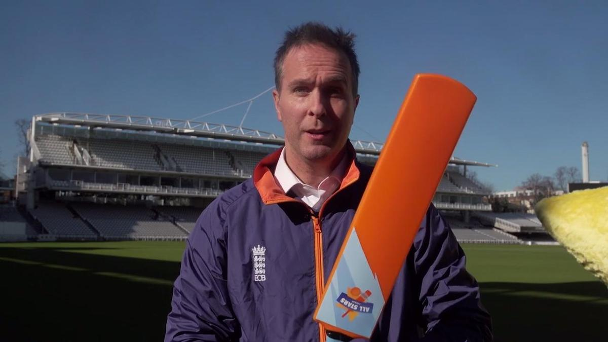 Michael Vaughan welcomes you to All Stars Cricket