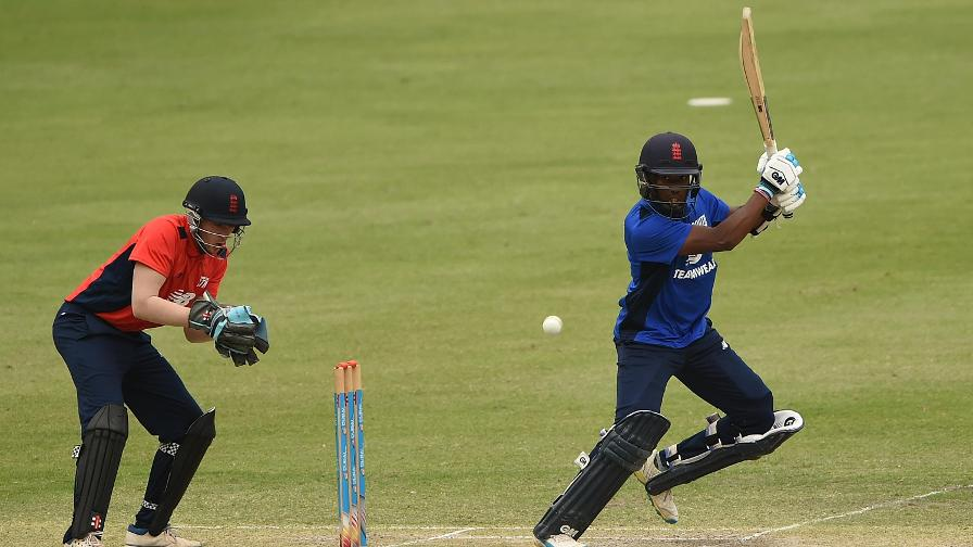 Daniel Bell-Drummond hit a classy 92* from 98 balls for the South against the North