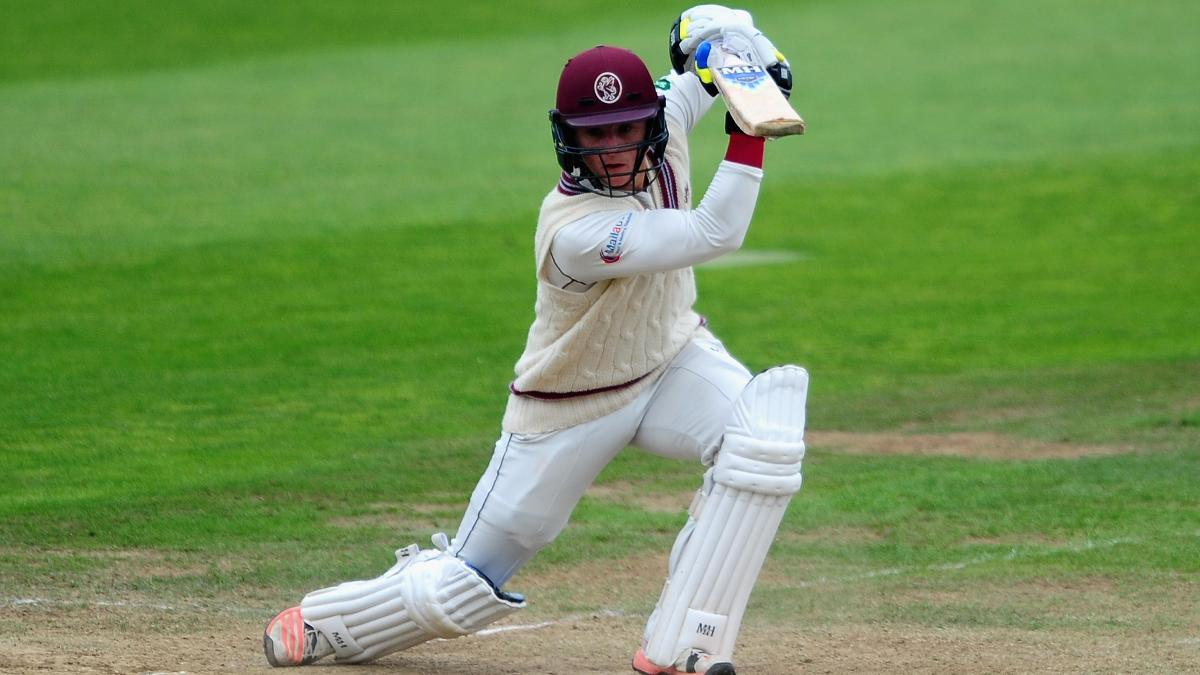 New Somerset captain Tom Abell has scored 1,600 first-class runs since debuting in 2014