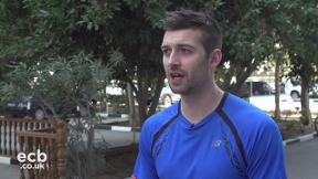 Mark Wood reflects on game one of the North-South Series