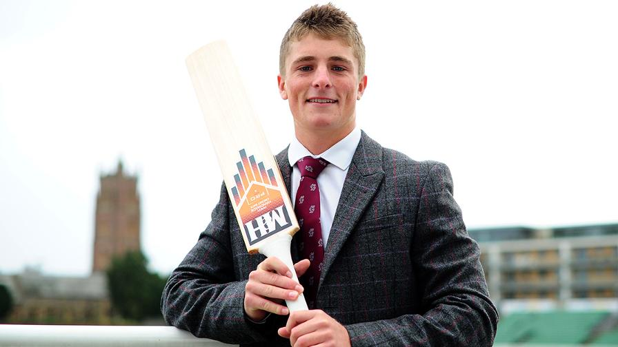 Tom Abell determined to make mark as new Somerset captain